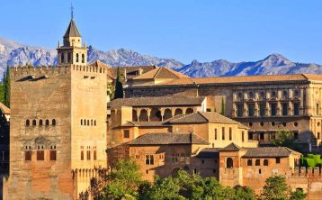 Alhambra of Granada Tour from Costa del Sol