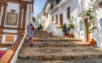 Nerja and Frigiliana Half Day Tour from Costa del Sol