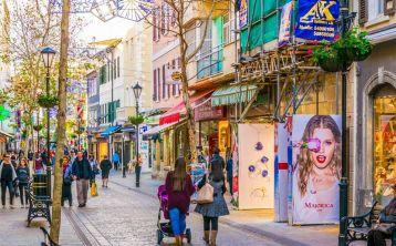 Tour de compras en Gibraltar desde Costa del Sol