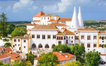 Sintra, Cascais & Estoril Tour from Lisbon