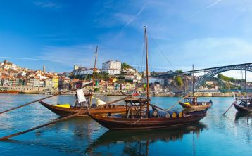 Porto City Tour and 6 Bridges Cruise Tour