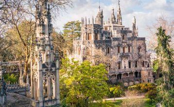 Excursión a Sintra con Quinta de Regaleira