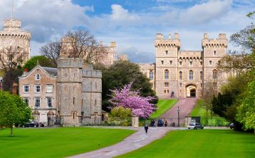 Tour al Castillo de Windsor