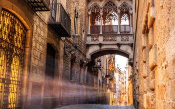 Tour por el Barrio Gótico de Barcelona