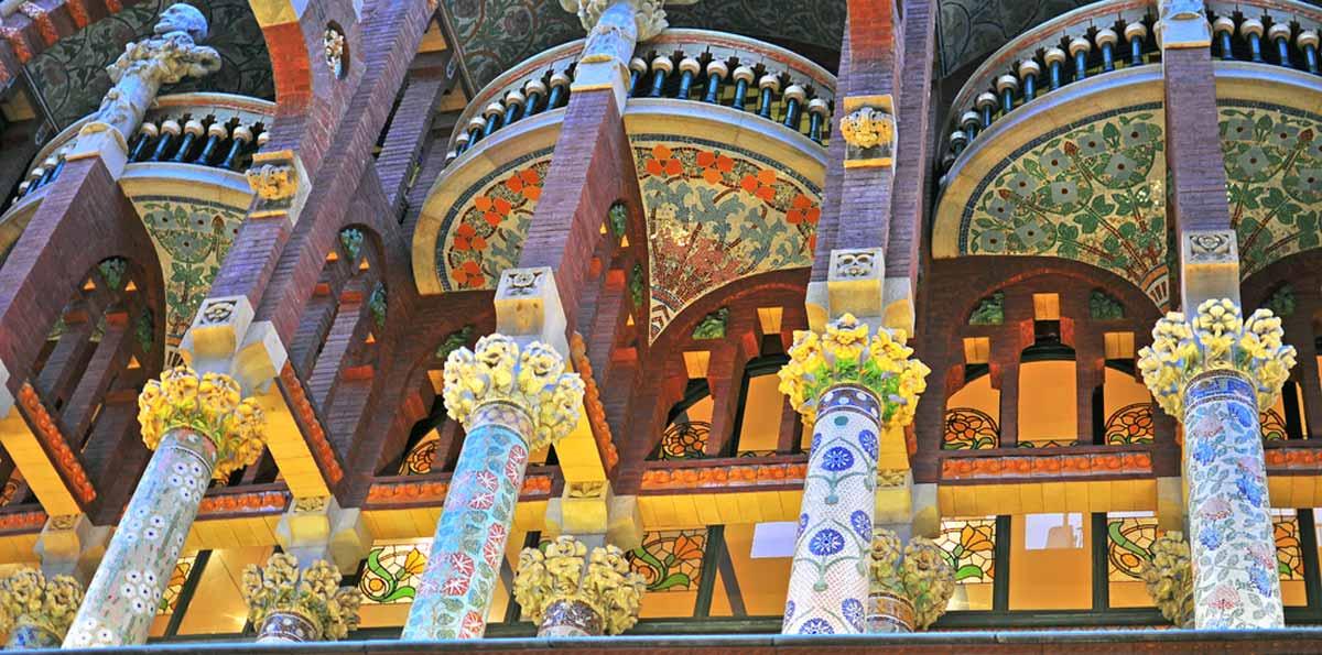 tour modernismo cataln y museo del modernismo en barcelona