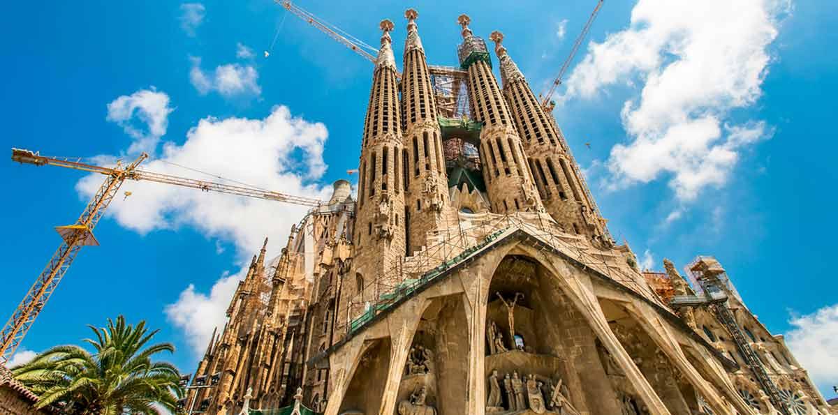 Sagrada Familia And Park Güell Tour