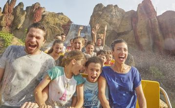 Ticket to PortAventura Park