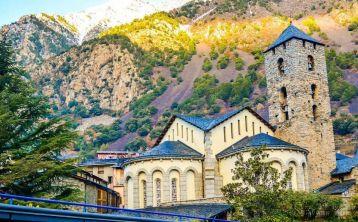 Circuito Tres Naciones: Pirineo, Lourdes y Andorra 7 días