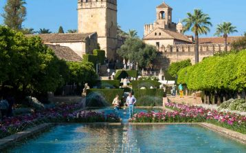 Córdoba full day tour by High Speed Train from Madrid