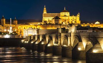 Cordoba night walking tour