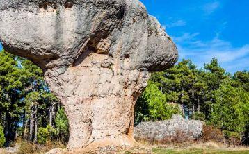 Excursión en Cuenca: Tour en autobús, Ciudad Encantada y almuerzo en el Parador