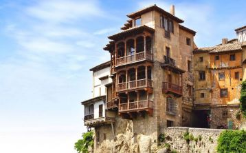 Cuenca & Enchanted City Full day Tour from Madrid