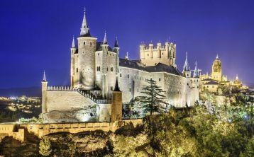 Segovia Night Walking Tour