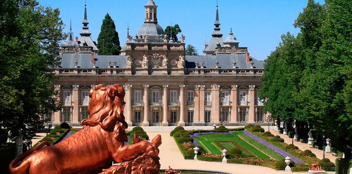Segovia La Granja Tour from Madrid Nattivus