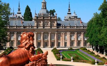 Segovia & La Granja de San Ildefonso Tour from Madrid