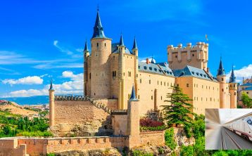 Segovia full day trip from Madrid by Train \+ Walking Tour