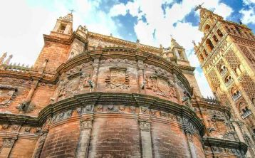 Seville: Cathedral and Alcazar guided tour