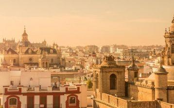 Tour en bus por Sevilla