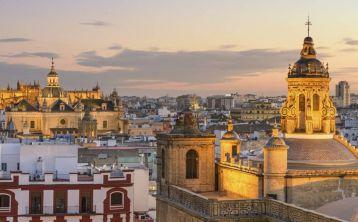 Visita nocturna por Sevilla