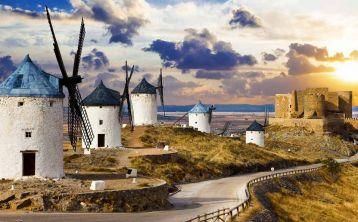 Tour por la Ruta de Don Quijote desde Toledo en grupo reducido