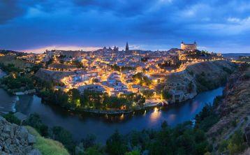 Toledo Night Tour Leyends of Toledo