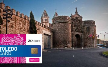 Toledo Card: museums, guided tours and High-Speed Train